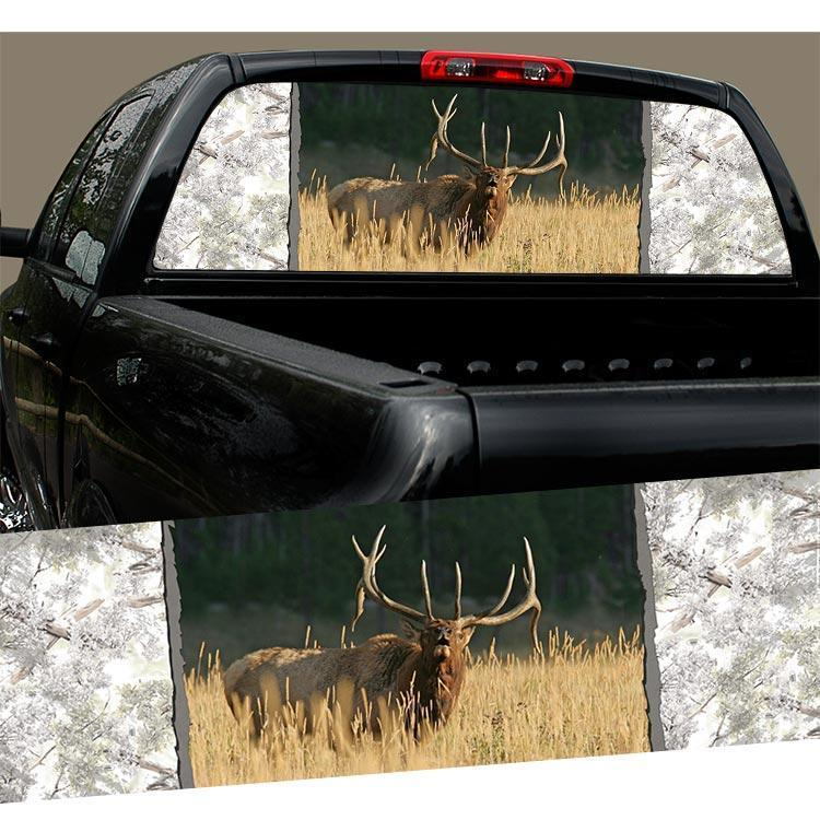 King's Elk Back Window Screens