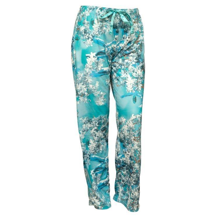 Women's PJ Lounge Pant Cool Mint | King's Camo