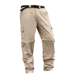 Zip-Off Quick Dry Trail Pant