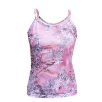 Women's Teezer Tank Top Pink Shadow | King's Camo