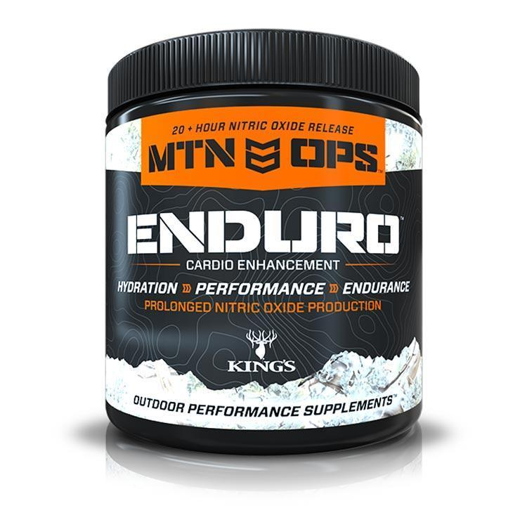 MTN OPS Enduro - Cardio Enhancement
