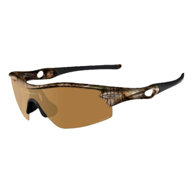 Oakley Radar® Pitch® Bronze Polarized Sunglasses