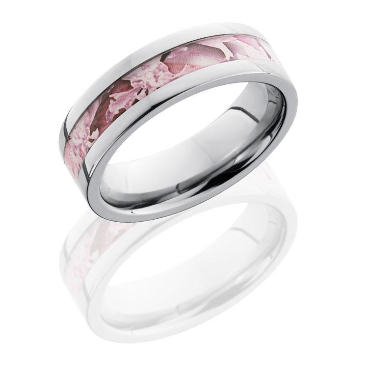 Titanium Pink Shadow Ring