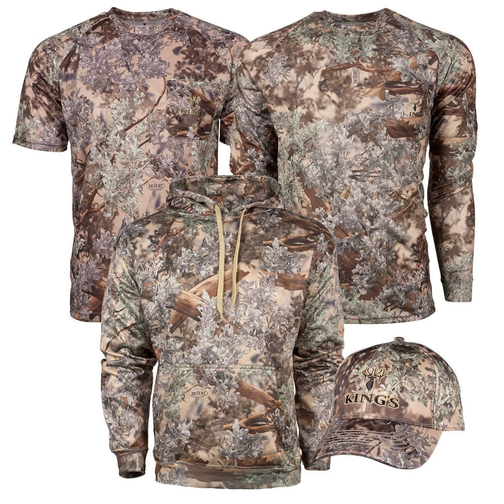 Men's Hunter Top Bundle in Desert Shadow®