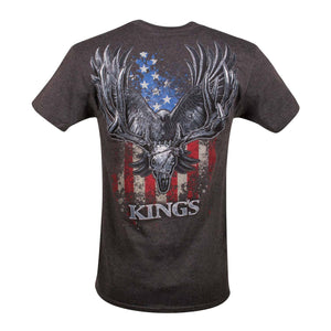 Flag Eagle Muley T-shirt