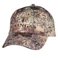 Hunter Series Logo Hat Desert Shadow | King's Camo