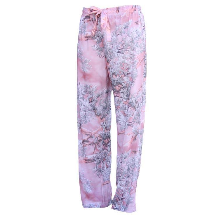 Women's Guide's Choice PJ Lounge Pant Pink Shadow | King's Camo
