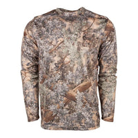 KC1 Long Sleeve Tee Desert Shadow | King's Camo