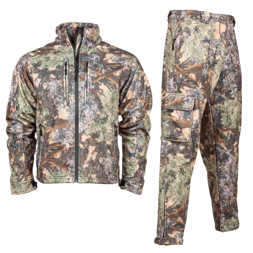Guide's Choice Storm Fleece Bundle in Desert Shadow® Medium Jacket | King's Camo