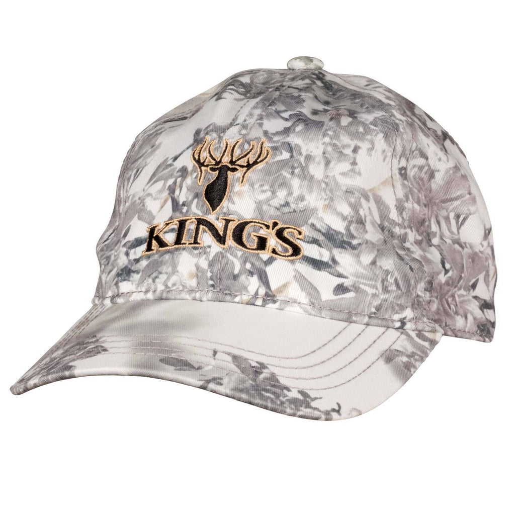 Hunter Series Logo Hat in Snow Shadow® | King's Camo