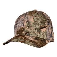 Richardson Structured Camo Logo R-Flex Cap in Desert Shadow | King's Camo