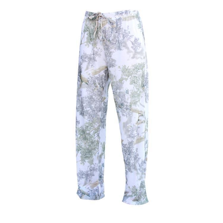 Women's PJ Lounge Pant in Snow Shadow Small | King's Camo