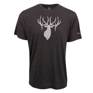 King's Triblend Tee in Heathered Charcoal | King's Camo