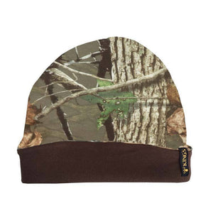 Classic Reversible Beanie in Woodland Shadow | King's Camo
