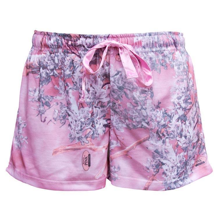 Women's Teezer Shorts Pink Shadow | King's Camo