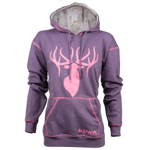 Women's Colored Logo Hoodies