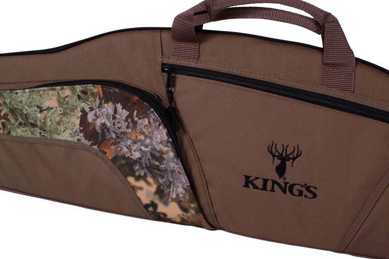 King's Deluxe Rifle Case Khaki | King's Camo