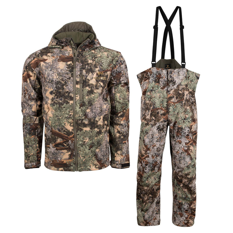KC1 Soft Shell Bundle in Desert Shadow | King's Camo