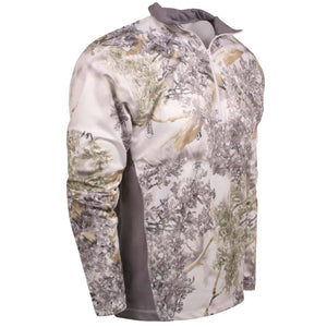 KC1 1/4 Zip Pullover | King's Camo