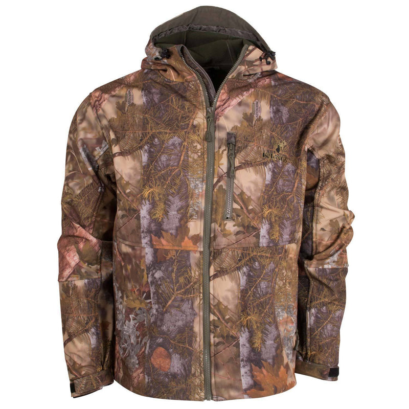 KC1 Soft Shell Hooded Jacket in Mountain Shadow | King's Camo