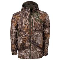 KC1 Soft Shell Hooded Jacket in Realtree Edge | King's Camo