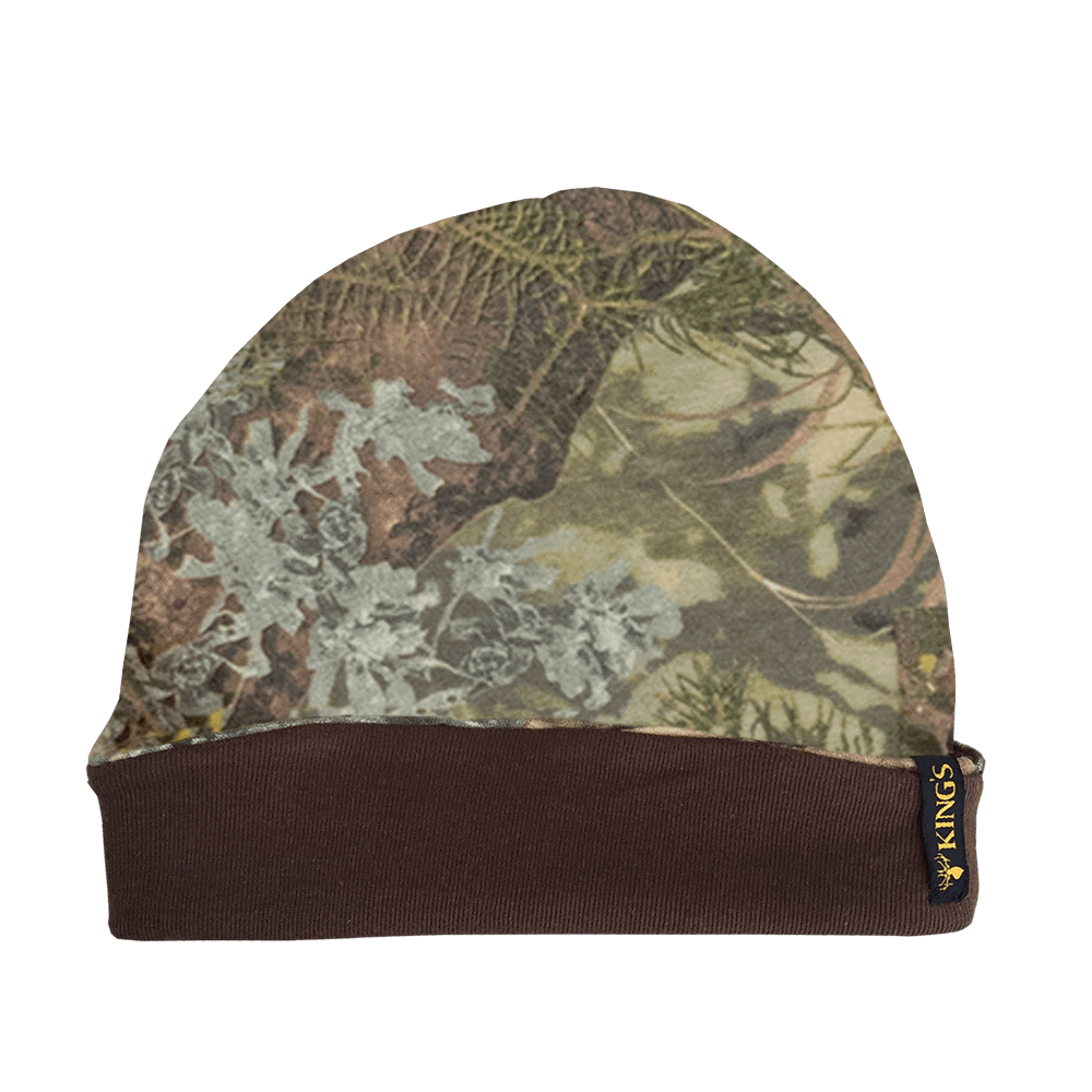 Classic Reversible Beanie Desert Shadow | King's Camo
