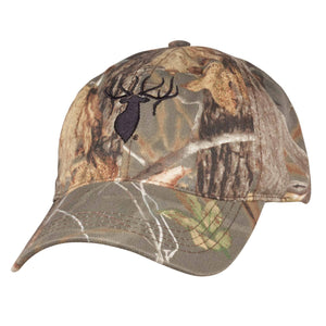 Classic Cotton Cap Woodland Shadow | King's Camo