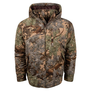 Classic Cotton Insulated Jacket in Desert Shadow | King's Camo