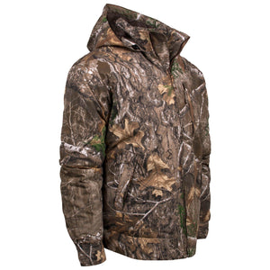 Classic Cotton Insulated Jacket | King's Camo