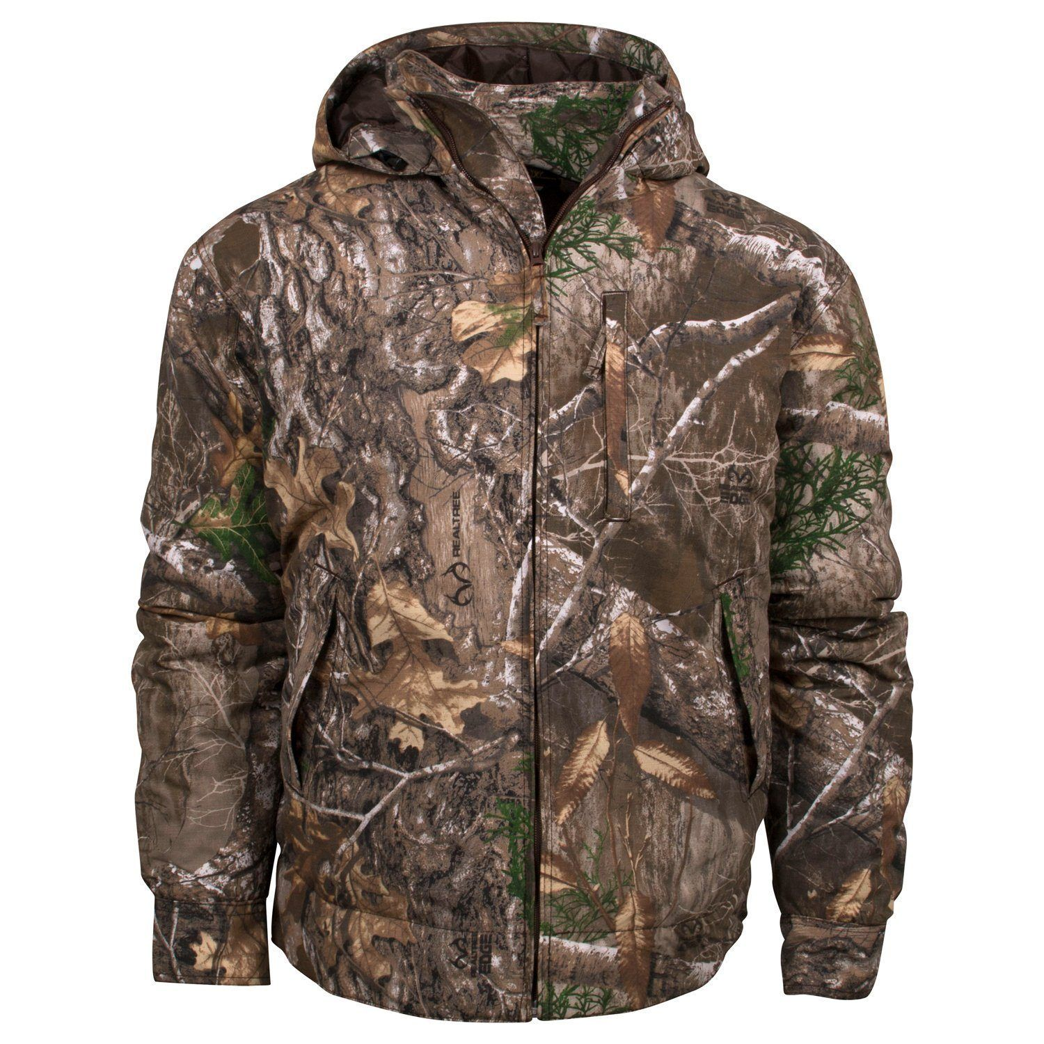 Classic Cotton Insulated Jacket