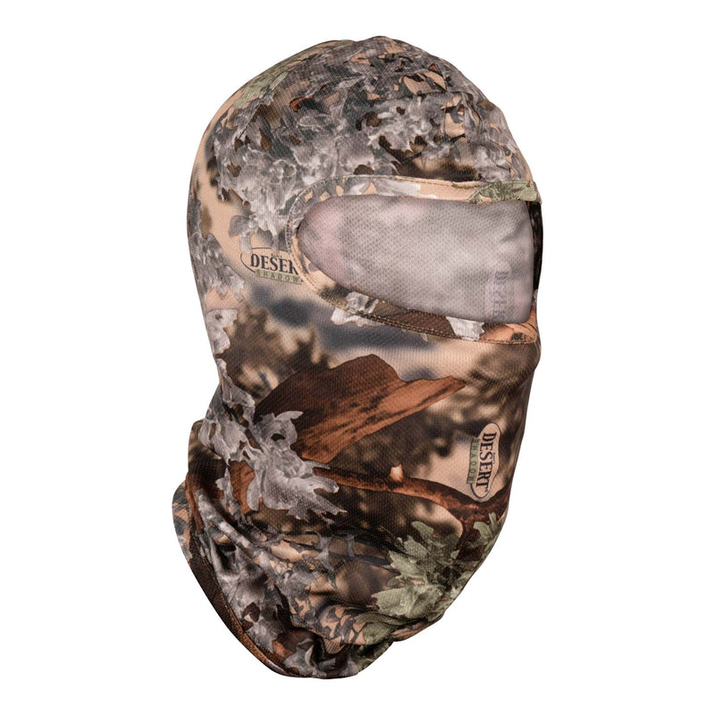 Poly Hood Mask in Desert Shadow | King's Camo