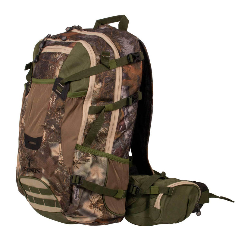 Core Hunter 1800 Daypack in Mountain Shadow | King's Camo