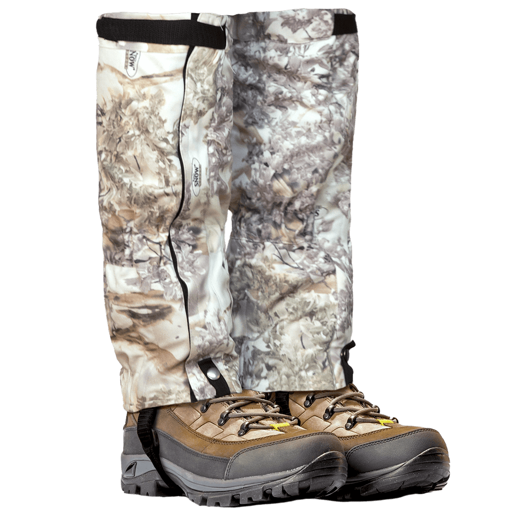 Weather Pro Gaiters in Snow Shadow®