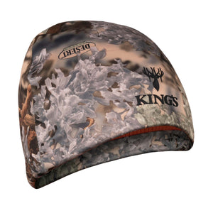 Reversible Poly Beanie in Desert Shadow | King's Camo