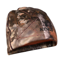 Reversible Poly Beanie in Mountain Shadow | King's Camo