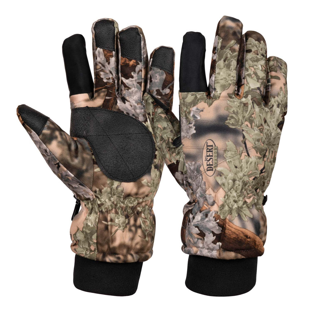 Insulated Gloves in Desert Shadow | King's Camo