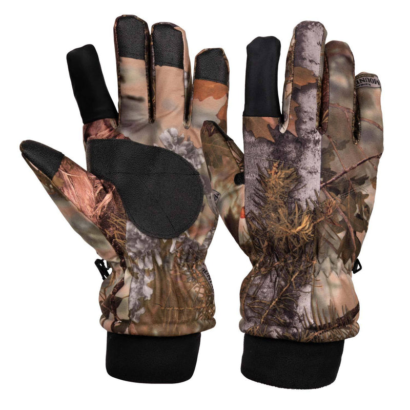 Insulated Gloves in Mountain Shadow | King's Camo