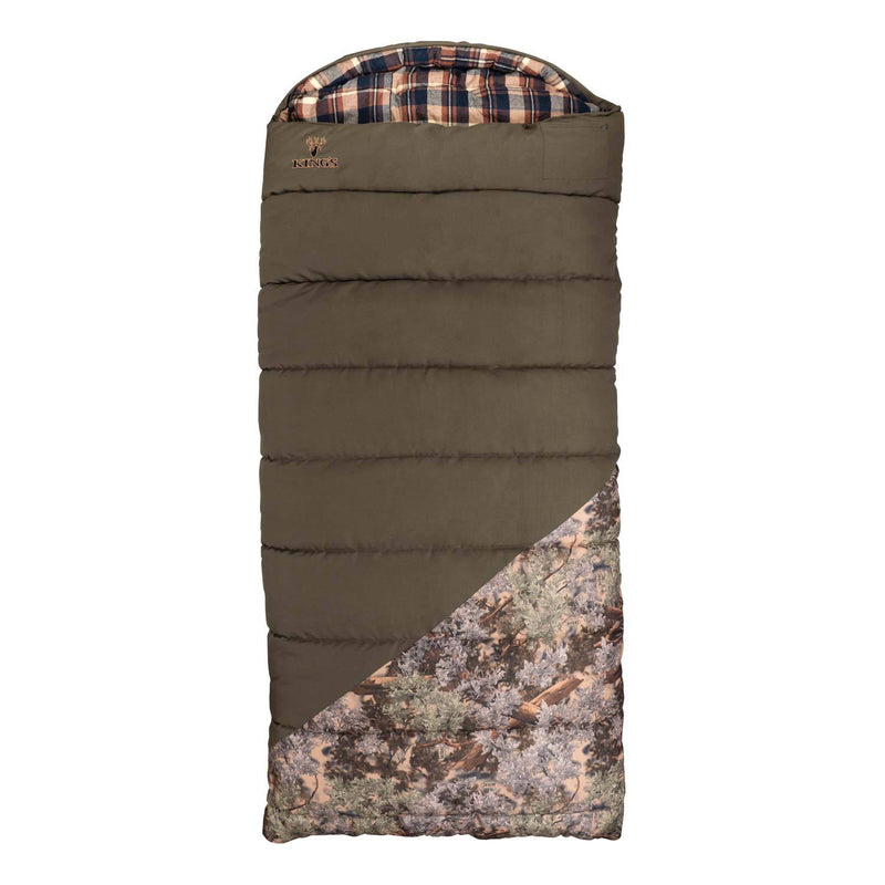 Hunter Series -35 Degree Sleeping Bag | King's Camo