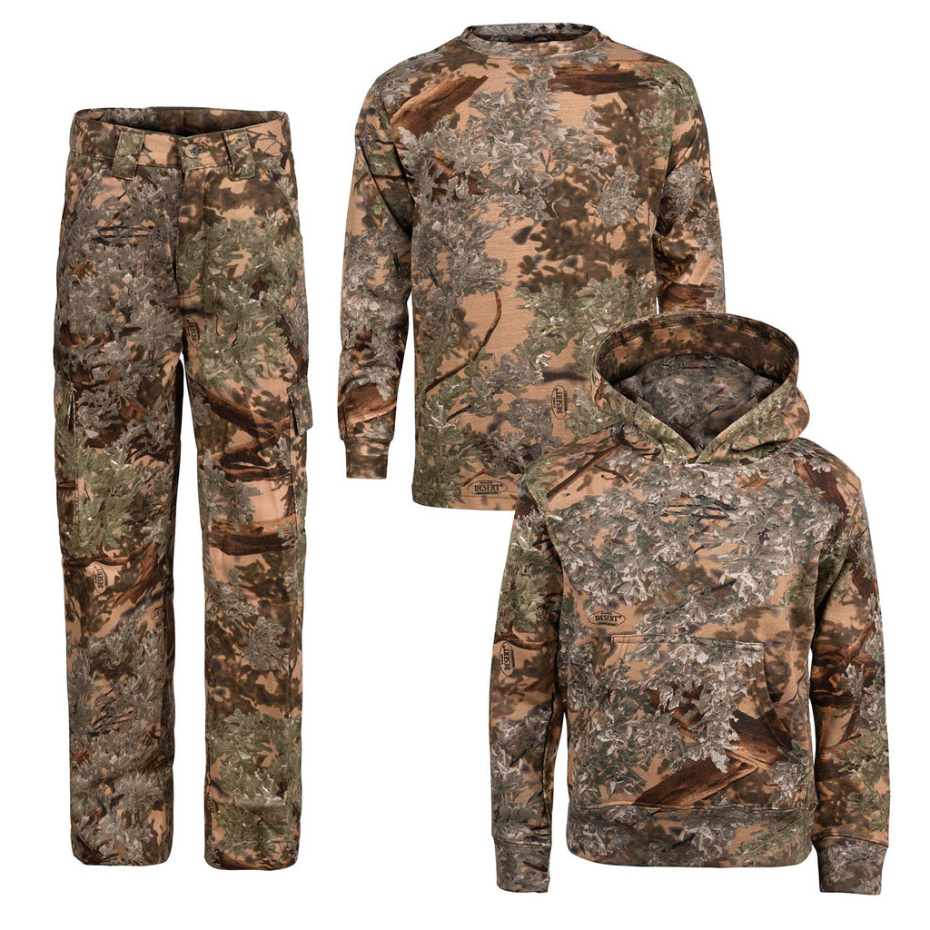 Kids Classic Bundle in Desert Shadow® | King's Camo