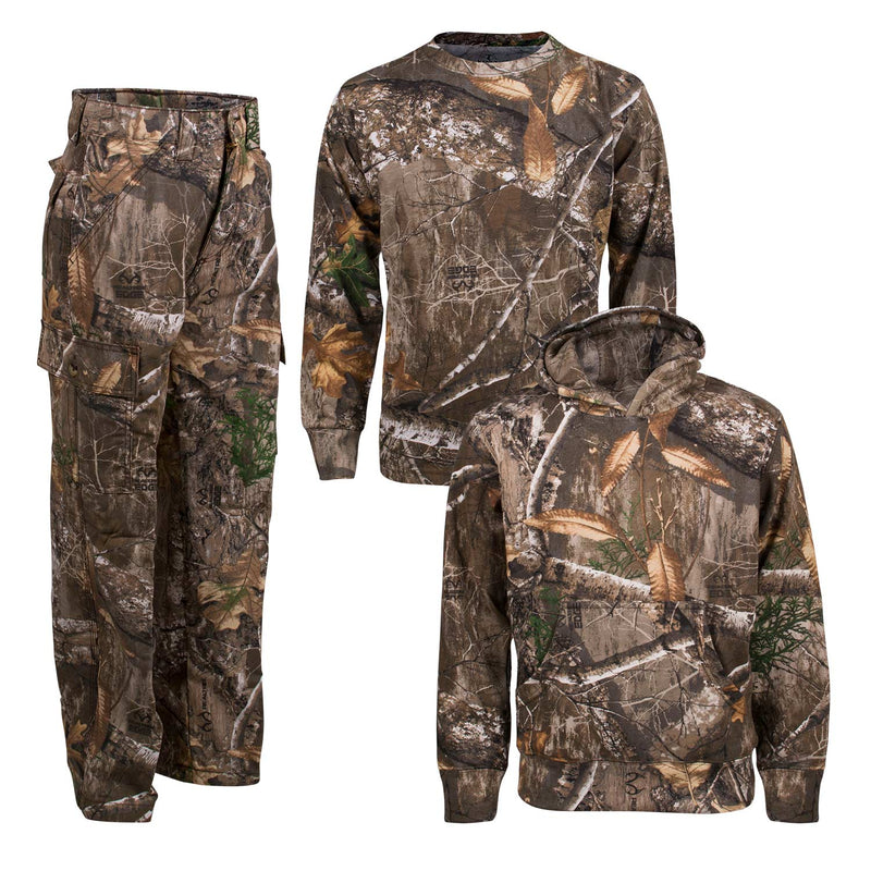 Kids Classic Bundle in Realtree EDGE® Small Shirt | King's Camo