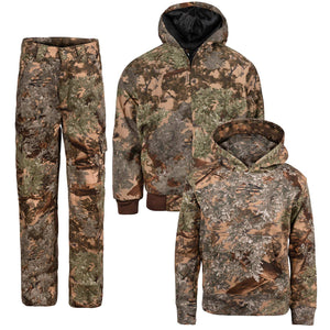Kids Deluxe Classic Bundle in Desert Shadow® | King's Camo