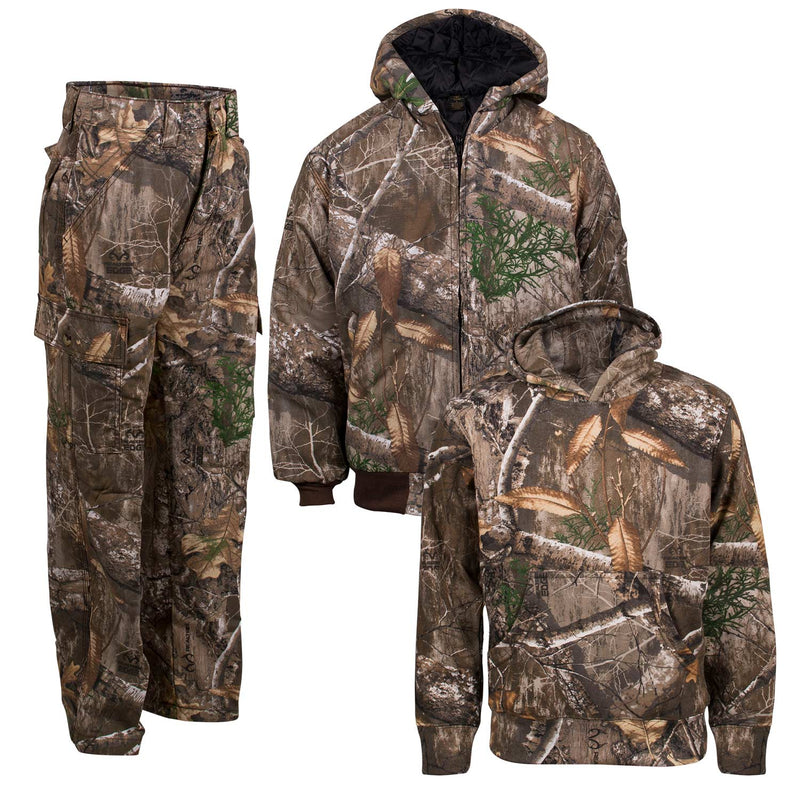 Kids Deluxe Classic Bundle in Realtree EDGE® | King's Camo