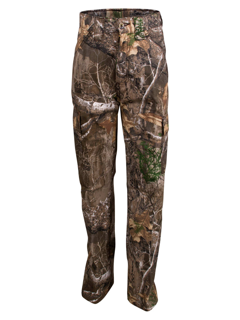 Kids Classic Six Pocket Pant in Realtree Edge | King's Camo