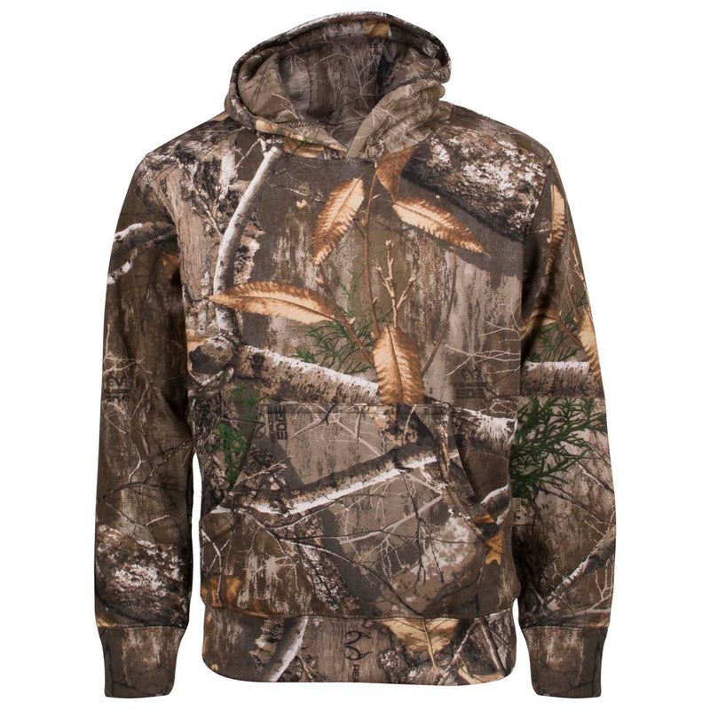 Kids Classic Hoodie in Realtree EDGE® | King's Camo