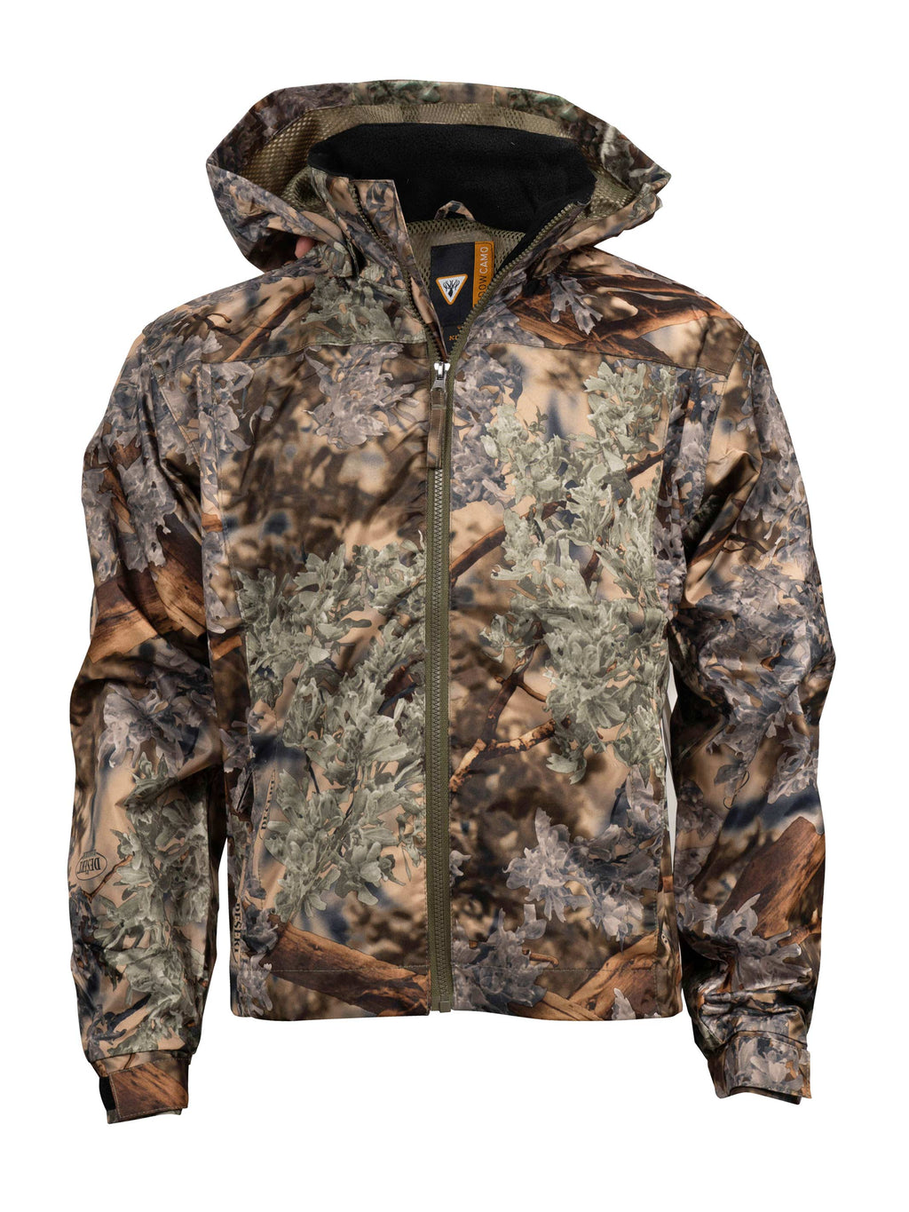 Kids Climatex Rain Jacket in Desert Shadow | King's Camo