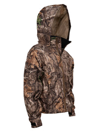 Kids Climatex Rain Jacket in Realtree Edge | King's Camo