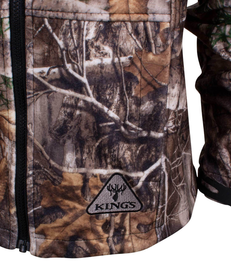 Women's Hunter Wind-Defender Jacket | King's Camo