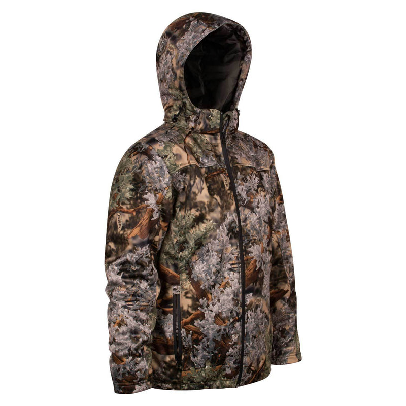 Women's Hunter Insulated Jacket in Desert Shadow | King's Camo