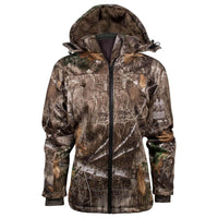 Women's Hunter Insulated Jacket in Realtree Edge | King's Camo