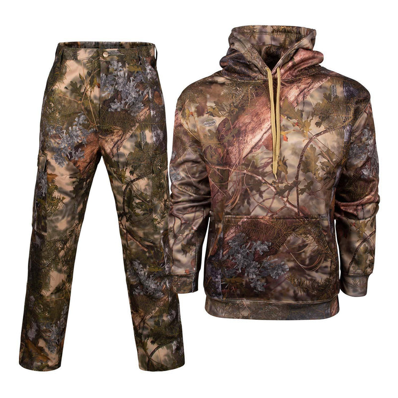 Hunter Series 2-Piece Bundle in Mountain Shadow Medium Hoodie | King's Camo